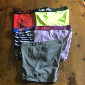 Nike pro bundle